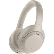 Sony WH-1000XM4 Wireless Noise-Canceling Over-Ear Headphones - Plata, A
