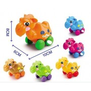 4pcs/Lot Wind Up Toy Wind-Up Animal For Baby Toddler And Kids(Camel + Elephant + Crocodile + Mouse)