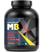 MuscleBlaze Super Gainer XXL 6.6 lb Chocolate