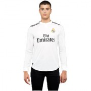 real madrid full sleeves home kit jersey