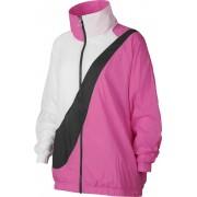 Nike Sportswear Windrunner Dames roze wit, XS
