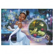Puzzle 60 piezas Princesa Tiara - Clementoni