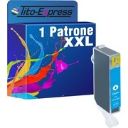 Tito-Express PlatinumSerie PlatinumSerie® 1 cartridge XL inktpatroon CLI-526C Canon PIXMA IP-4850 Canon PIXMA IX 6550, Canon PIXMA MG 5250, Canon PIXMA MG 6150, Canon PIXMA MG 8150, Canon PIXMA MG 6250, Canon PIXMA MG 8240, Canon PIXMA MG 8250, Can