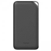Външна батерия Huawei BlackPower Bank AP08_10000mA, AP08Q, black, Li-ion battery-10000mAh, 9V/5V-2A, Quick Charge, Черен, 6901443139736