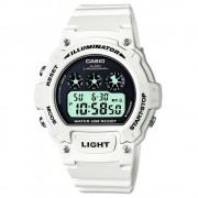 Casio w-214hc-7a orologio da polso donna