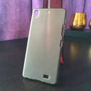 Husa Allview X2 Soul Mini Silicon Gel Tpu Matte Gri