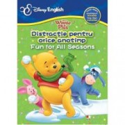 Disney English. Winnie de plus. Fun For All Seasons Distractie pentru orice anotimp. Invata despre anotimpuri timp liber