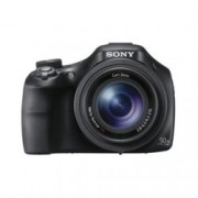 "Sony DSC-HX400 (черен), 20.4Mpix, 50x Optical Zoom (Carl Zeiss Vario Sonnar T* Lens), 3.0""(7.62cm) XtraFine LCD Display, FULL HD Video, Wi-Fi/NFC, micro HDMI, USB, SDXC слот"