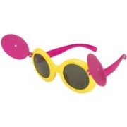 VESPL Round Sunglasses(For Boys & Girls)