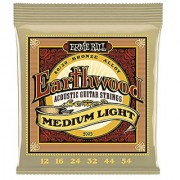 Ernie Ball Earthwood Medium Light 80/20 Bronze Acoustic Set .012 - .054