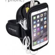 Centura Brat Avantree Trackpouch KSAM-TR801-BLK, pentru iPhone 6 Plus (Negru)