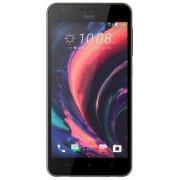"Telefon Mobil HTC Desire 10 Lifestyle, Procesor Quad-Core 1.4GHz Cortex-A7, Capacitive Touchscreen 5.5"", 2GB RAM, 16GB Flash, 13MP, 4G, Wi-Fi, Dual SIM, Android (Negru) + Cartela SIM Orange PrePay, 6 euro credit, 6 GB internet 4G, 2,000 minute nationale s"