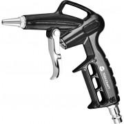 Pistol de suflat cu aer 8 bari, scurt, Toolcraft DG-21