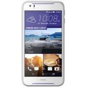 "Telefon Mobil HTC Desire 830, Procesor Octa-Core 1.5GHz, Super LCD Capacitive touchscreen 5.5"", 3GB RAM, 32GB Flash, 13MP, Wi-Fi, 4G, Android, Dual Sim (Alb/Albastru) + Cartela SIM Orange PrePay, 6 euro credit, 6 GB internet 4G, 2,000 minute nationale si"