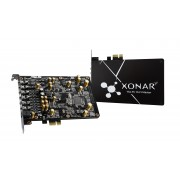 Placa de Som ASUS XONAR AE 7.1 PCIe GAMING - XONAR AE