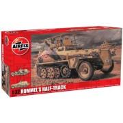 Airfix A06360 Rommel's Half Track Set, 1:32 Scale