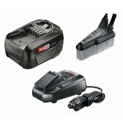 Bosch - 4.0 Ah Battery and Fast Charger to suit 06008B6001