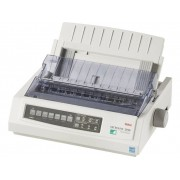 OKI ML3390 eco Naaldprinter 390 cps 24-naalds printkop, Smalle invoer, Printbereik 80 karakters USB, Parallel