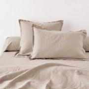 La Redoute Interieurs Fronha de almofada ou de travesseiro, em linho lavadobege-natural- 50 x 70 cm