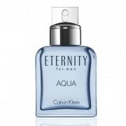 Eternity Aqua De Calvin Klein For Men Eau De Toilette 100 Ml