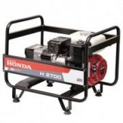 Generator curent monofazat cu motor Honda H 2700, 2.4KVA benzina