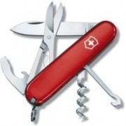 Victorinox Swiss Army Knife COMPACT, Red, Folding Box Swiss Army Knife(Red)