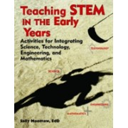 Teaching Stem in the Early Years - Activities for Integrating Science, Technology, Engineering, and Mathematics (Moomaw Sally)(Paperback) (9781605541211)