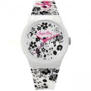 Дамски часовник Superdry - Urban Ditsy, SYL177WB