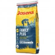 15кг FamilyPlus Josera суха храна за кучета