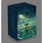 Percy Jackson & the Olympians Boxed Set, Hardcover