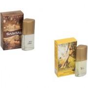 My Tune Set of 2 Sandel 20ml-Afreen 20ml perfume