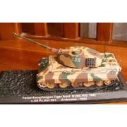 Char D'assaut Panzerkampfwagen Tiger Ii Ausf. B Germany 1944 1/72-Altaya