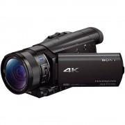 Sony FDR-AX100E 4K camcorder zwart