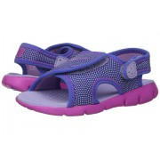 Nike Sunray Adjust 4 (InfantToddler) HydrangeasFire PinkComet Blue