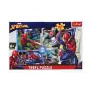 Puzzle Trefl - Spider-Man, 160 piese (15357)