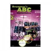 Schott Drummers ABC Bd.2 Libros didácticos
