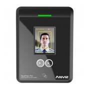 Anviz Control de Acceso Facial FacePass Pro, 400 Usuarios, Negro