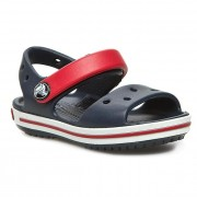 Sandale CROCS - Crocband Sandal Kids 12856 Navy/Red
