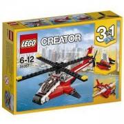 Конструктор ЛЕГО Криейтър - Скоростен хеликоптер, LEGO Creator, 31057