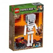 LEGO Minecraft, Schelet BigFig si cub de magma 21150