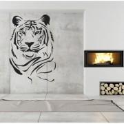 Stickers Muraux Stickers tigre