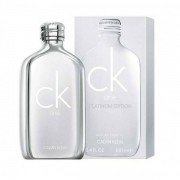 Calvin Klein Ck One Platinum Eau De Toilette Limited Edition 100 Ml