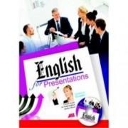 English for presentations. CD inclus