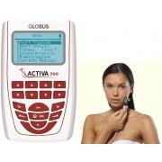 GLOBUS Elektrostymulator 4-kanałowy Globus ACTIVA 700 (TENS+EMS+MIC)