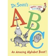 Dr. Seuss's ABC: An Amazing Alphabet Book!, Hardcover/Seuss