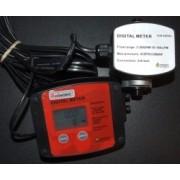 "Digital Flödesmätare Sep.display 10-100l/min Max435 1"" Diesel"