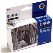 EPSON Stylus Photo ( T0481 ) R200/R300/R300M/RX500/RX600 Black - C13T04814010