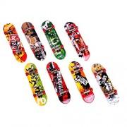 Generic 1Pc Mini Skateboard Finger Board Skate Boarding Kit