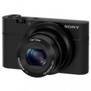 Digital Camera DSC-RX100 + оригинален кожен калъф