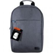 """Раница за лаптоп Canyon Super Slim Minimalistic Backpack, до 15.6"""" (39.62 cm), тъмно синя"""